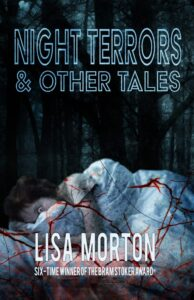 Lisa Morton's NIGHT TERRORS & OTHER TALES cover art